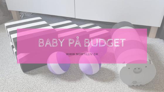 Baby på budget