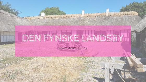 På besøg i Den Fynske Landsby