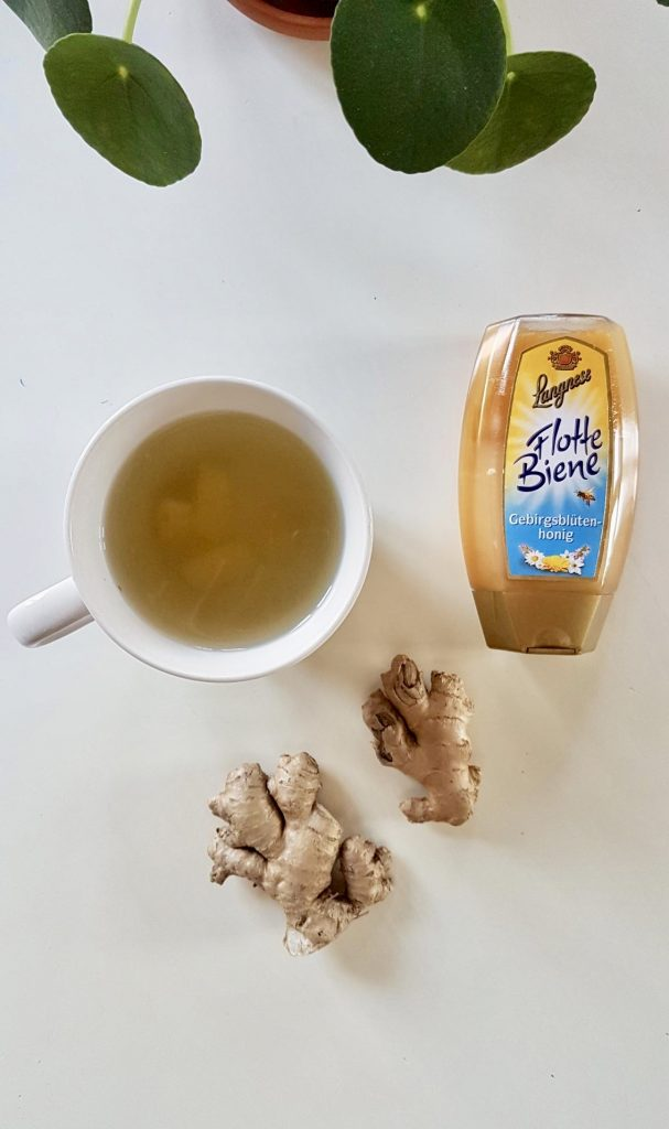 hjemmelavet te